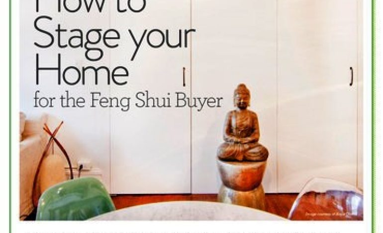 Feng Shui a Driver of Home Selection and Investment for Chinese-Americans