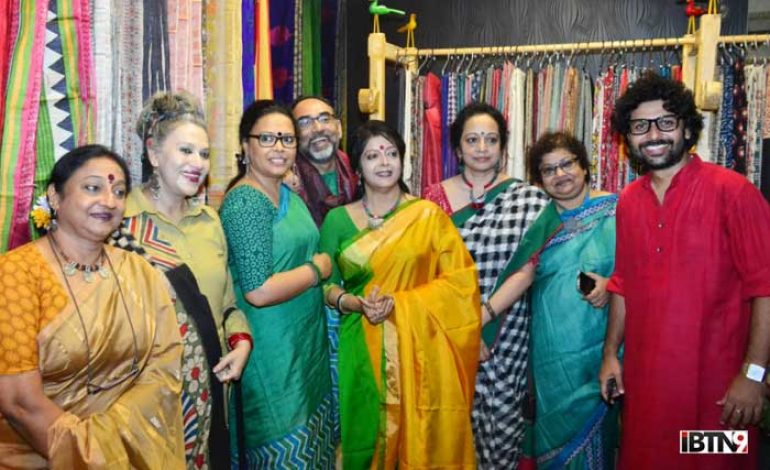 Lopamudra Mitra Launches New Boutique 'Protha'