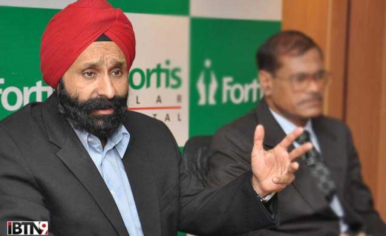 Fortis gets its new CEO – Bhavdeep Singh