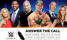 "WWE® to ""Answer the Call"" for Families of Fallen NYC Heroes"