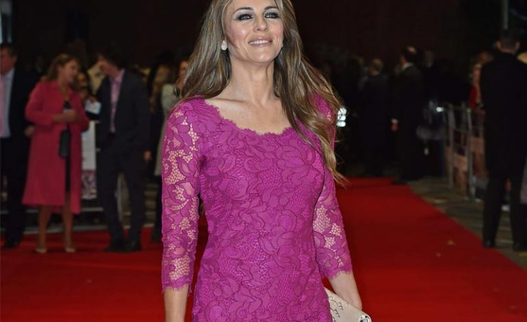 Absolutely Stunning Elizabeth Hurley (Photos)