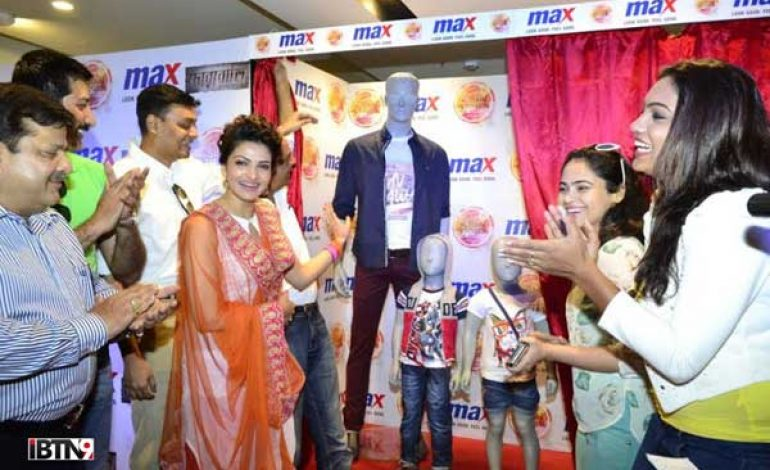 """Max Unveils Autumn'15 Collection with Upcoming Film """"Chorabali"""""""