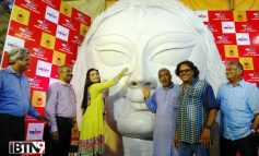 World's Biggest Idol of Ma Durga - first look unveiled
