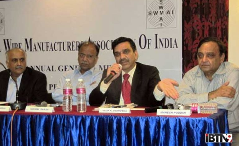 SWMAI urges Govt. to Rationalise the Customs Duty Structure