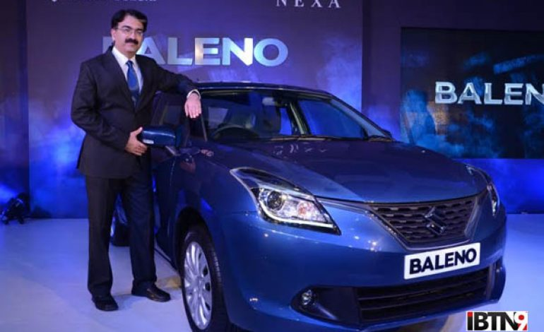 "Maruti Suzuki Launches ""BALENO"""