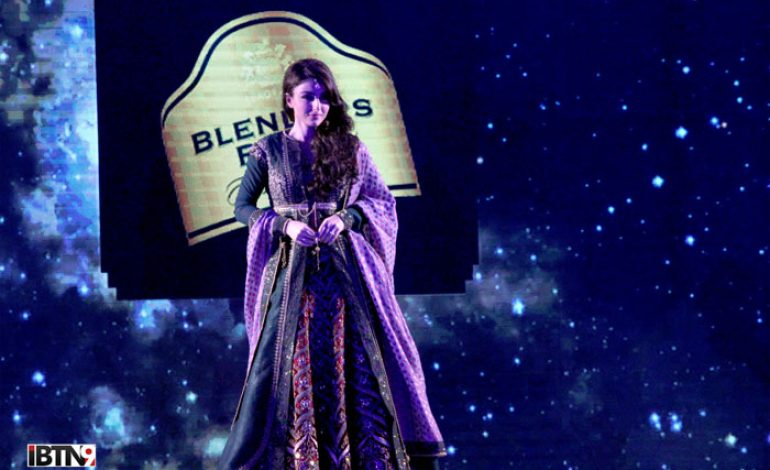 Blenders Pride Fashion Tour 2015 at Kolkata