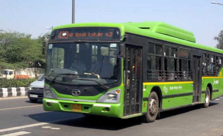 E-Ticketing Machines, CCTV & WiFi for DTC Buses in Delhi