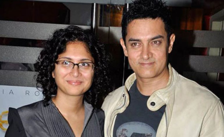 """I feel fortunate for being born here"", says Aamir Khan over Intolerance Controversy"
