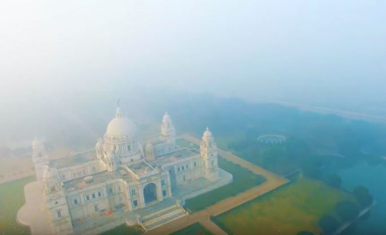 4K Aerial Video of Kolkata: Video Surfaces Online