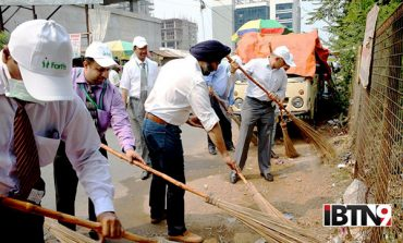 Fortis Hospital Takes Up Initiative Towards Swachh Bharat