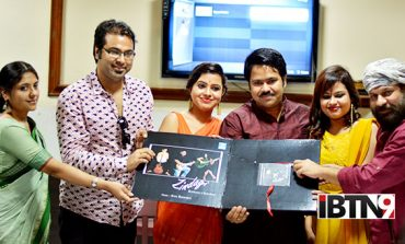 "Avra Banerjee Launched His New Album ""Zindagi"""