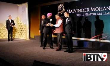 """Fortis Chairperson Bags This Year's """"Entrepreneur of the Year"""" Award"""