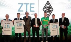 ZTE Becomes Co-Sponsor of Top German Football Team Borussia Mönchengladbach
