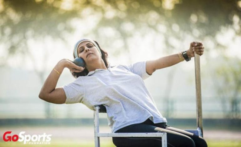 Para Athlete Deepa Malik becomes the first Indian Woman to win a medal at the Paralympic Games