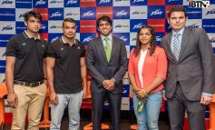 Olympic Bronze Medallists interact at JSW Centre, Mumbai