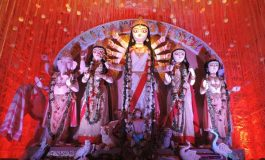 Video: 41 Pally Durgotsav in South Kolkata