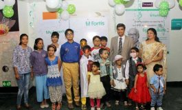 Fortis Hospital Salutes Little Superheroes