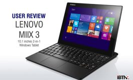 Review: Lenovo Miix 3 (10.1 inch) 2 in 1 Laptop