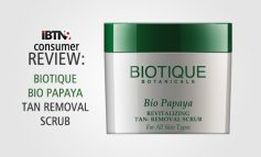 Review: Biotique Bio Papaya Tan-Removal Scrub