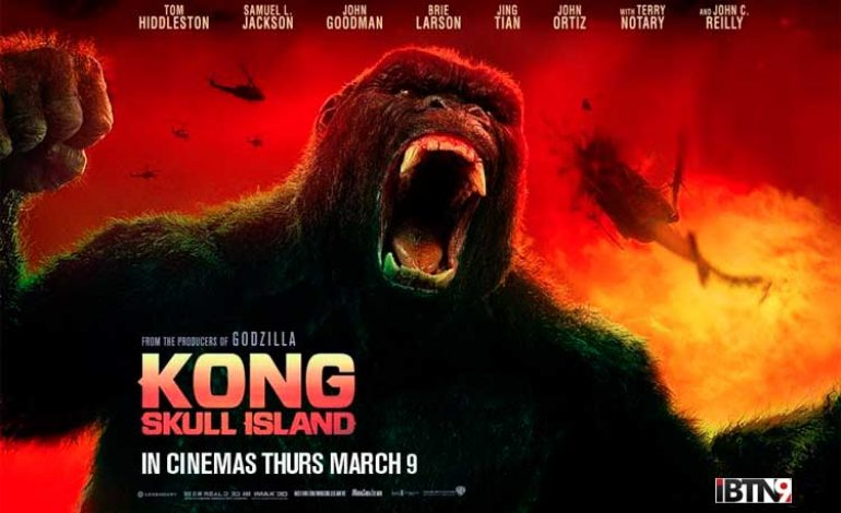 "Movie Review: ""Kong – Skull Island"""