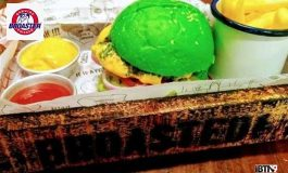 Colourful Burger Buns are the Next Big Thing in the City