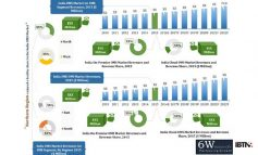 India Output Management Software (OMS) Market (2016-2022)
