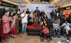 "Rupankar's New Song ""Sanket"" For Creating Awareness About  Multiple Sclerosis"