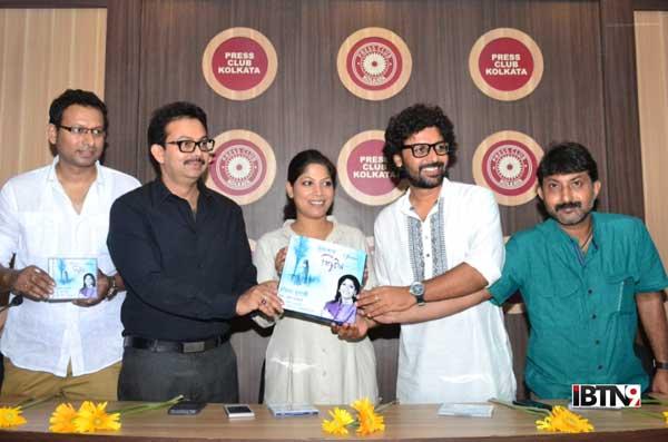 Debjyoti-Ray,-Satyam-Roy-Chowdhury,-Raktima-Mukherjee,-Joy-Sarkar-and-Rajiv-Chakraborty-during-the-launch-of-'Kuashar-Pichhutaan-'-at-Press-Club