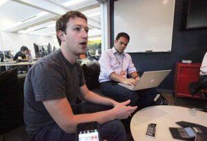 Mark Zuckerberg - Facebook Founder.