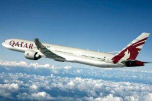 Qatar Airways - File photo.