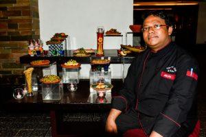 Chef Amlan Bose