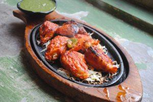Chicken Tandoori momo