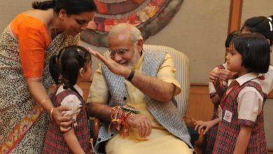 children_tied_rakhi_pm