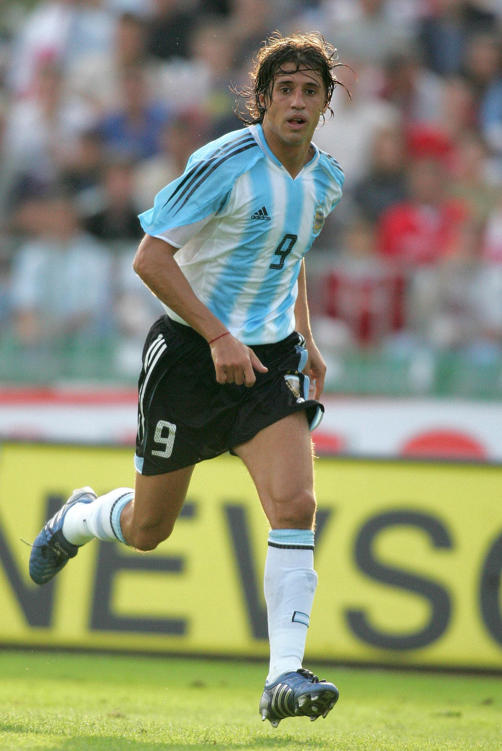 Hernan Crespo : Hernán Crespo - Vikipedi / Football ...